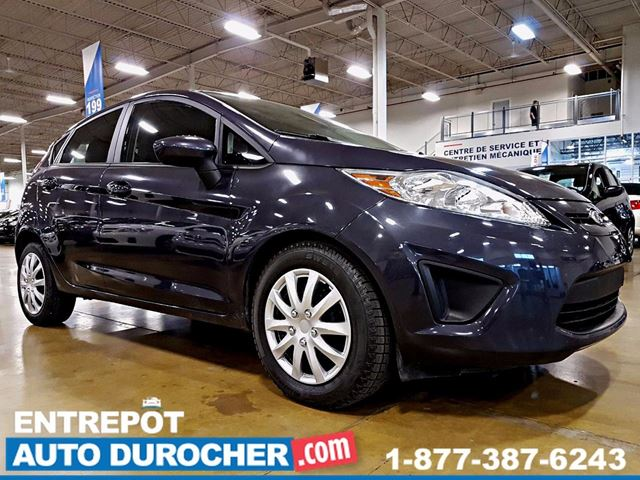 2013 Ford Fiesta SE - AUTOMATIQUE - AIR CLIMATISn++ in Laval, Quebec