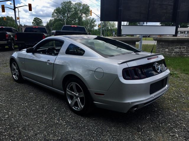 2013 Ford Mustang Gt Glass Roof Perth Ontario Car For