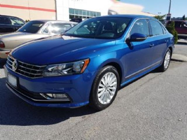 2016 Volkswagen Passat 1.8 TSI  Comfortline,VW Protection Plus Appearance in Mississauga, Ontario