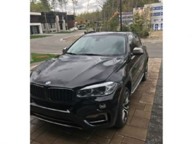 2016 BMW X6 Premium Essentials 35i xDrive Excess Wear Protection in Mississauga, Ontario