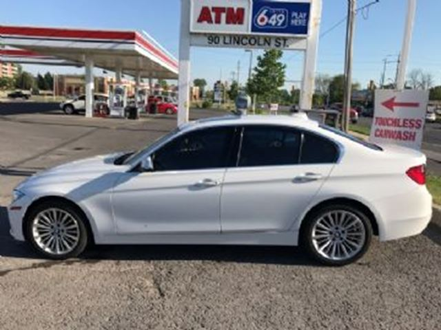 2015 BMW 3 Series 320i xDrive AWD Luxury Line in Mississauga, Ontario