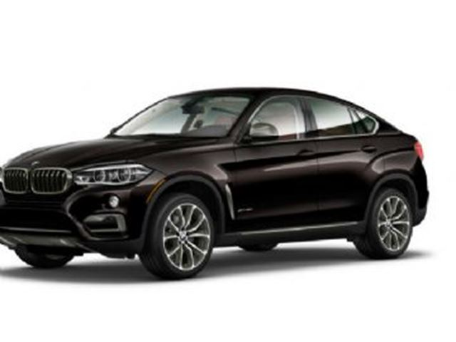 2016 BMW X6 AWD 4dr xDrive35i in Mississauga, Ontario