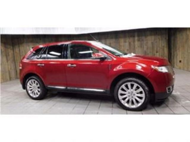 2014 Lincoln MKX AWD in Mississauga, Ontario