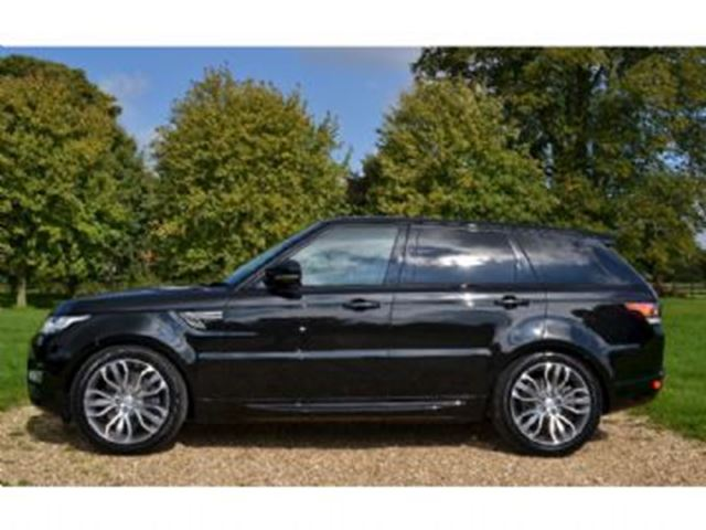 2016 LAND ROVER RANGE ROVER Sport Diesel AWD Excess Wear Protection in Mississauga, Ontario