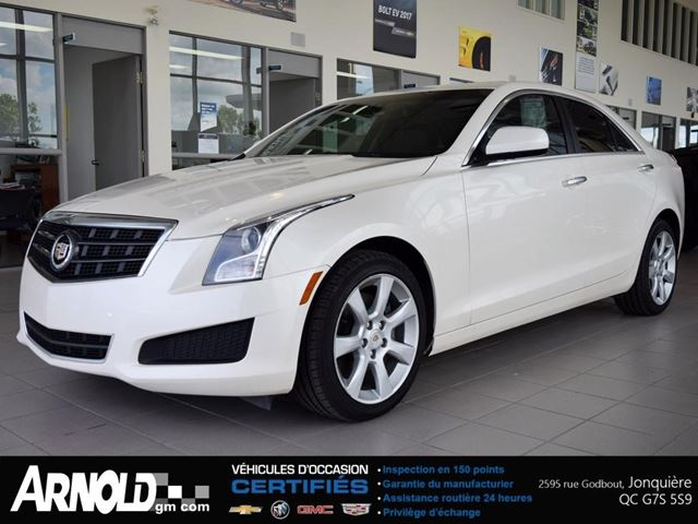 2014 CADILLAC ATS AWD in Jonquiere, Quebec