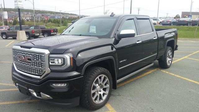 2016 GMC SIERRA 1500 Denali in St John's, Newfoundland And Labrador