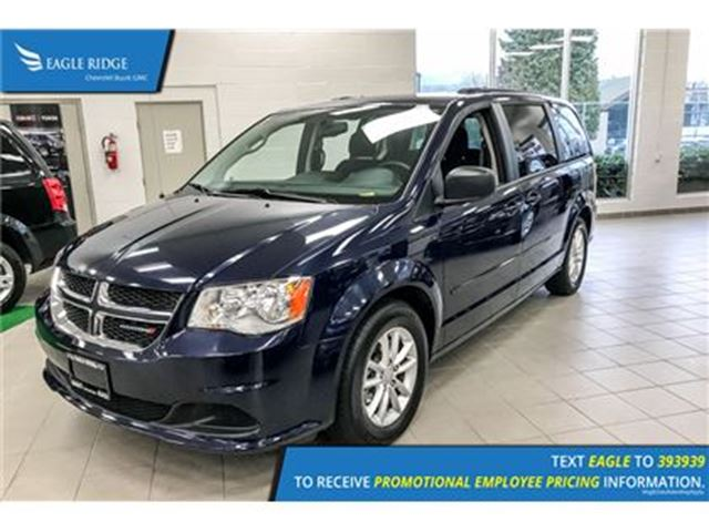 2016 Dodge Grand Caravan SE/SXT in Coquitlam, British Columbia