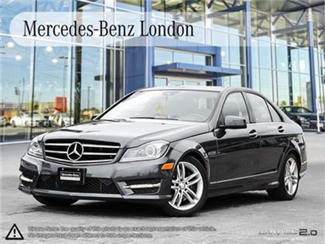 2014 MERCEDES-BENZ C-CLASS C300 4MATIC Sedan in London, Ontario