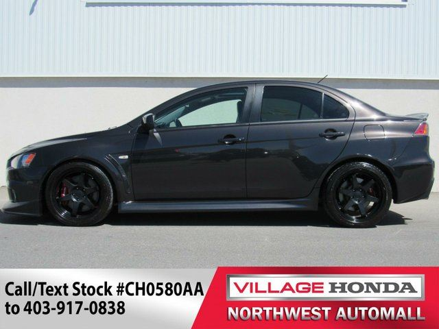 2011 MITSUBISHI LANCER MR AWD in Calgary, Alberta