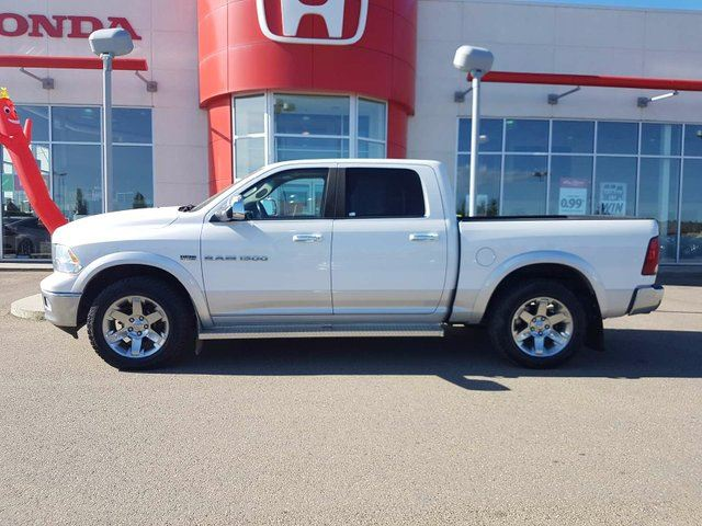 2012 DODGE RAM 1500 Laramie in Red Deer, Alberta