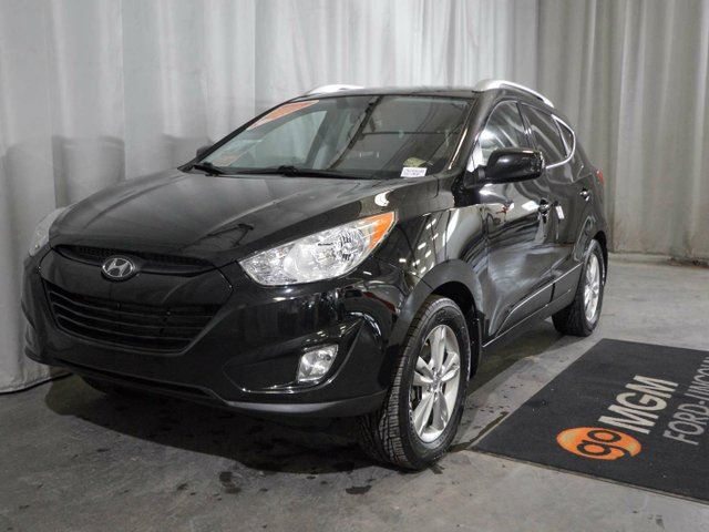 2012 HYUNDAI TUCSON Limited 4dr All-wheel Drive in Red Deer, Alberta