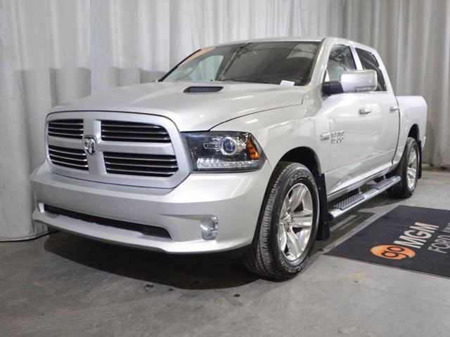 2014 DODGE RAM 1500 Sport in Red Deer, Alberta