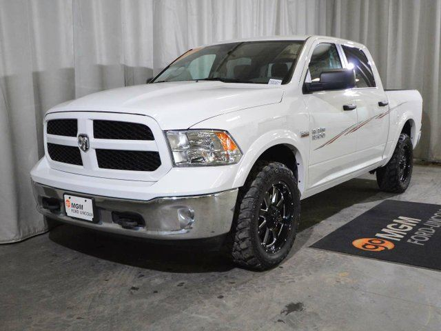 2016 DODGE RAM 1500 SLT in Red Deer, Alberta
