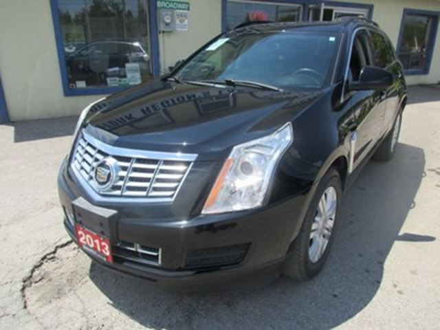 2013 CADILLAC SRX 'GREAT KM'S' LOADED 'POWERFUL' 5 PASSENGER 3.6L in Bradford, Ontario