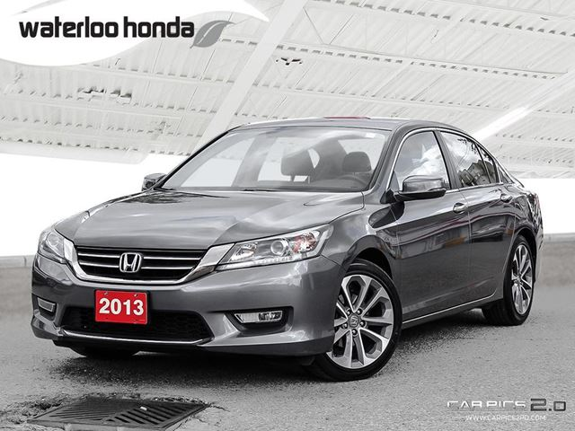 2013 Honda Accord Sport Special of the Week! Back Up Camera, Heated Seats and more! in Waterloo, Ontario