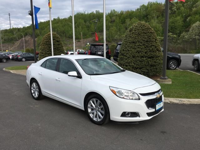 2015 CHEVROLET MALIBU LT in Campbellton, New Brunswick