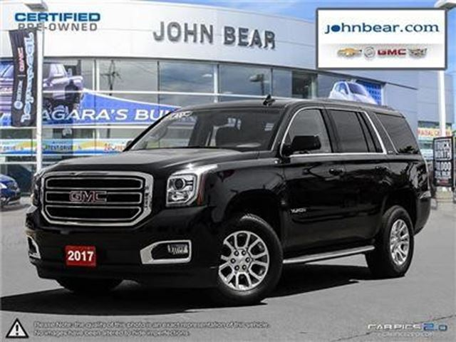 2017 GMC YUKON SLE in St Catharines, Ontario