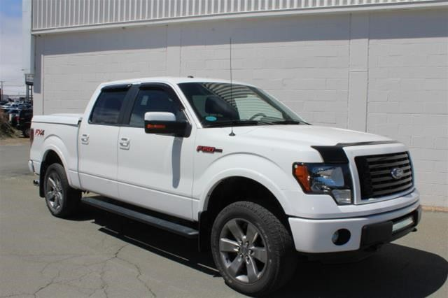 2012 FORD F-150 FX4 in St John's, Newfoundland And Labrador