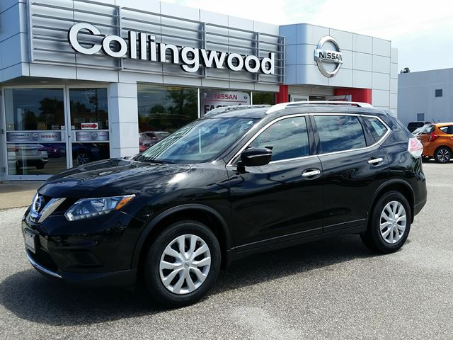 2015 Nissan Rogue S FWD *1 OWNER* in Collingwood, Ontario