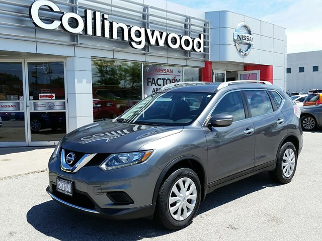 2014 Nissan Rogue S AWD *1 OWNER* in Collingwood, Ontario