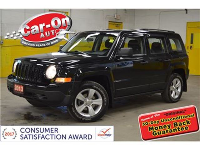 2013 Jeep Patriot SPORT A/C ALLOYS ONLY 65,000 KM in Ottawa, Ontario
