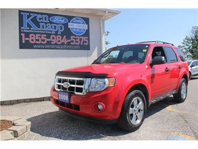 2009 Ford Escape XLT Automatic 2.5L in Essex, Ontario
