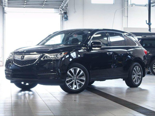 2014 ACURA MDX Technology with Rear Entertainment in Kelowna, British Columbia