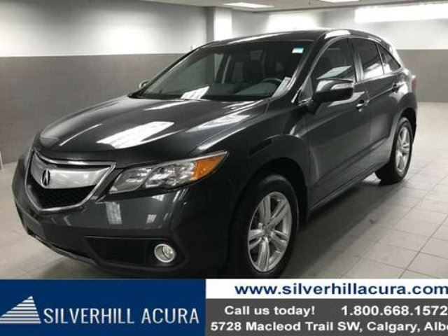 2015 ACURA RDX Technology Package in Calgary, Alberta