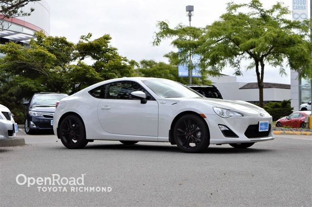"2015 SCION FR-S 18"" TRD wheels, balance of factory warrant in Richmond, British Columbia"