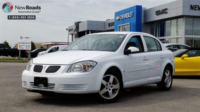 2009 PONTIAC G5 SE SE, SUPER LOW KMS, PWR GRP, NO ACCIDENT in Newmarket, Ontario