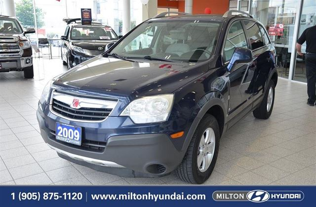 2009 SATURN VUE XE XE | POWER GROUP | FRONT WHEEL DRIVE in Milton, Ontario