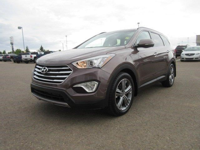 2015 Hyundai Santa Fe Luxury in Lloydminster, Alberta