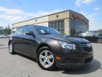 2014 Chevrolet Cruze 2LT 6SPD, NAV, LEATHER, JUST 34K! in Stittsville, Ontario