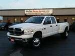 2007 Dodge RAM 3500 SLT QUAD CAB DUALLY 4X4 **CUMMINS DIESEL** in Ottawa, Ontario