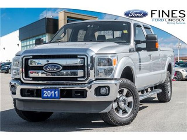 2011 Ford F-250 Lariat - YOU CERTIFY & YOU SAVE! in Bolton, Ontario