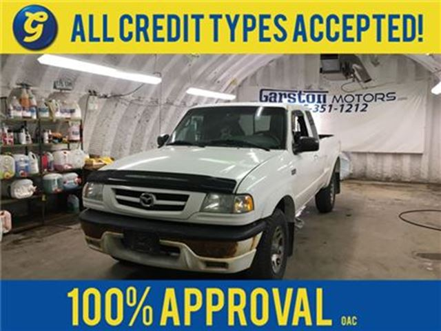 2005 Mazda B-Series Cab Plus 3.0L*BOX LINER*****AS IS CONDITION AND AP in Cambridge, Ontario