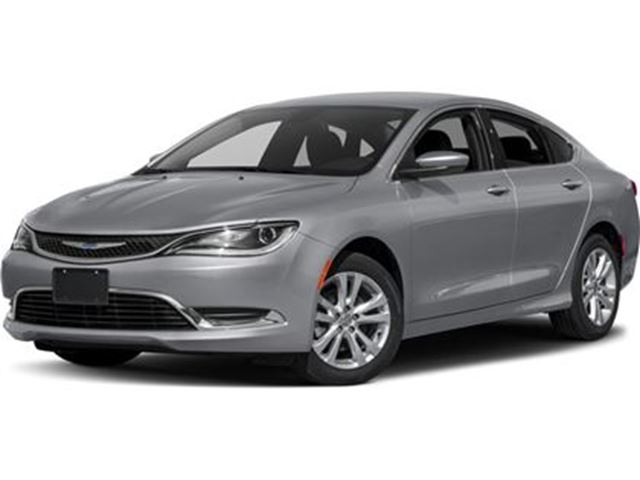 2016 CHRYSLER 200 Limited in Coquitlam, British Columbia