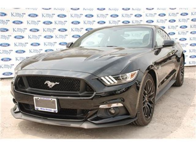 2017 Ford Mustang GT Premium in Welland, Ontario