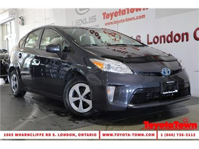 2012 Toyota Prius ALLOY WHEELS BACKUP CAMERA PUSH BUTTON START in London, Ontario