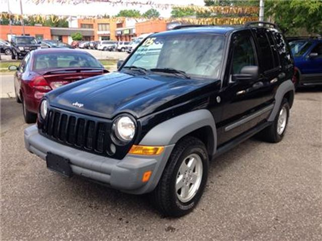 2005 Jeep Liberty Sport in St Catharines, Ontario