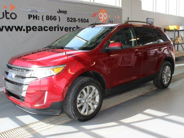 2014 Ford Edge SEL in Peace River, Alberta