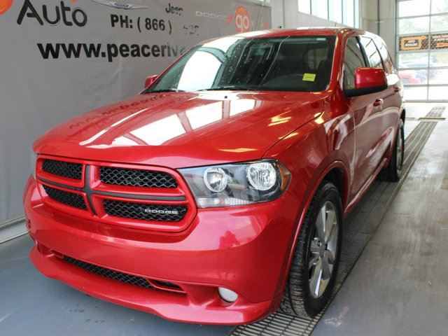 2012 Dodge Durango Heat in Peace River, Alberta