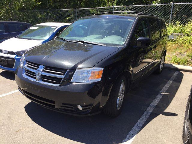 2010 DODGE GRAND CARAVAN SE in Victoria, British Columbia