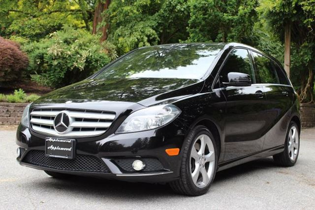 2014 Mercedes-Benz B-Class Sports Tourer in Langley, British Columbia