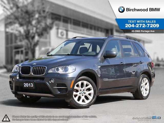 2013 BMW X5 35i Executive, Comfort & Technology Packages! in Winnipeg, Manitoba