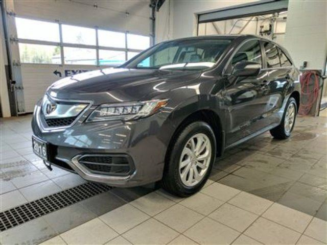 2016 ACURA RDX Tech AWD - MINT - LIKE NEW!! in Thunder Bay, Ontario