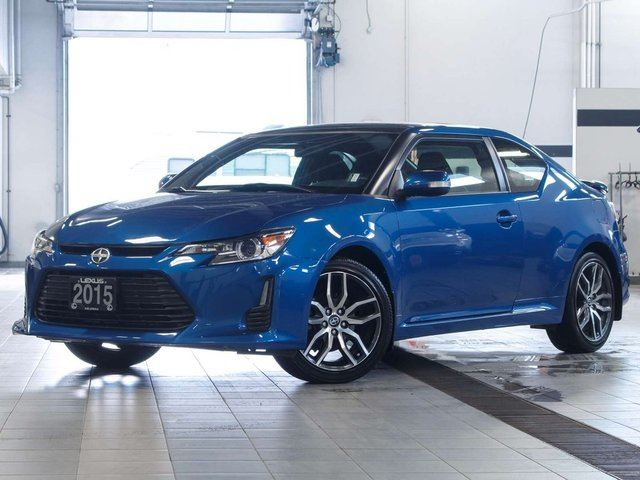 2015 Scion tC 6sp Coupe in Kelowna, British Columbia