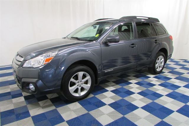 2014 SUBARU OUTBACK 2.5i Convenience Pkg AWD/HTD SEATS/USB/ALLOYS in Winnipeg, Manitoba
