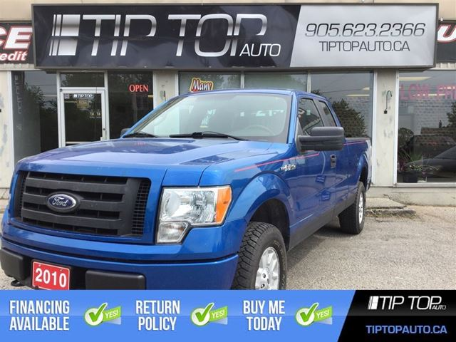 2010 FORD F-150 STX ** 4X4, Ext Cab, Low Kms, Great Price ** in Bowmanville, Ontario