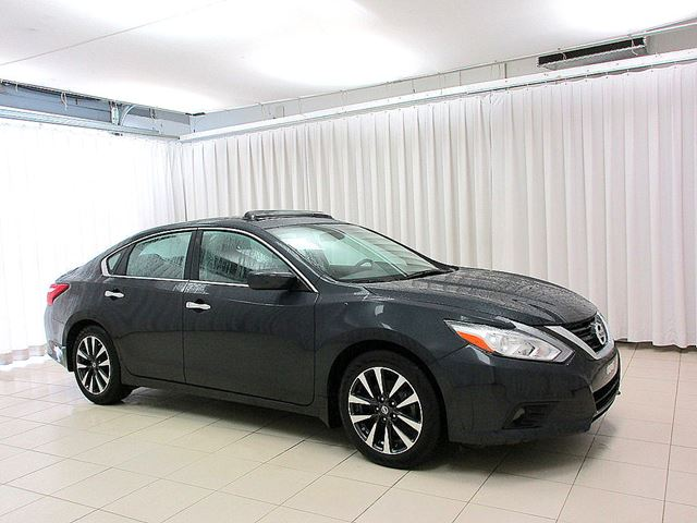 2016 NISSAN ALTIMA 2.5SV SEDAN w/ BLUETOOTH, HEATED SEATS, SUNROOF in Dartmouth, Nova Scotia
